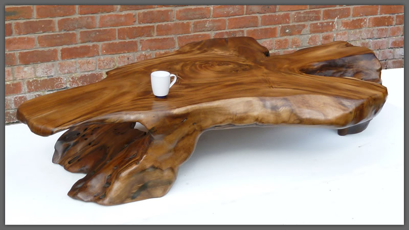 Tree Trunk Coffee Table For Sale Images Stump